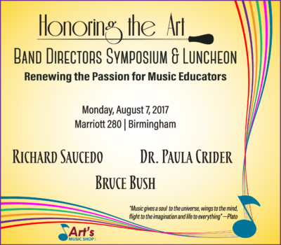 Band Directors Symposium & Luncheon