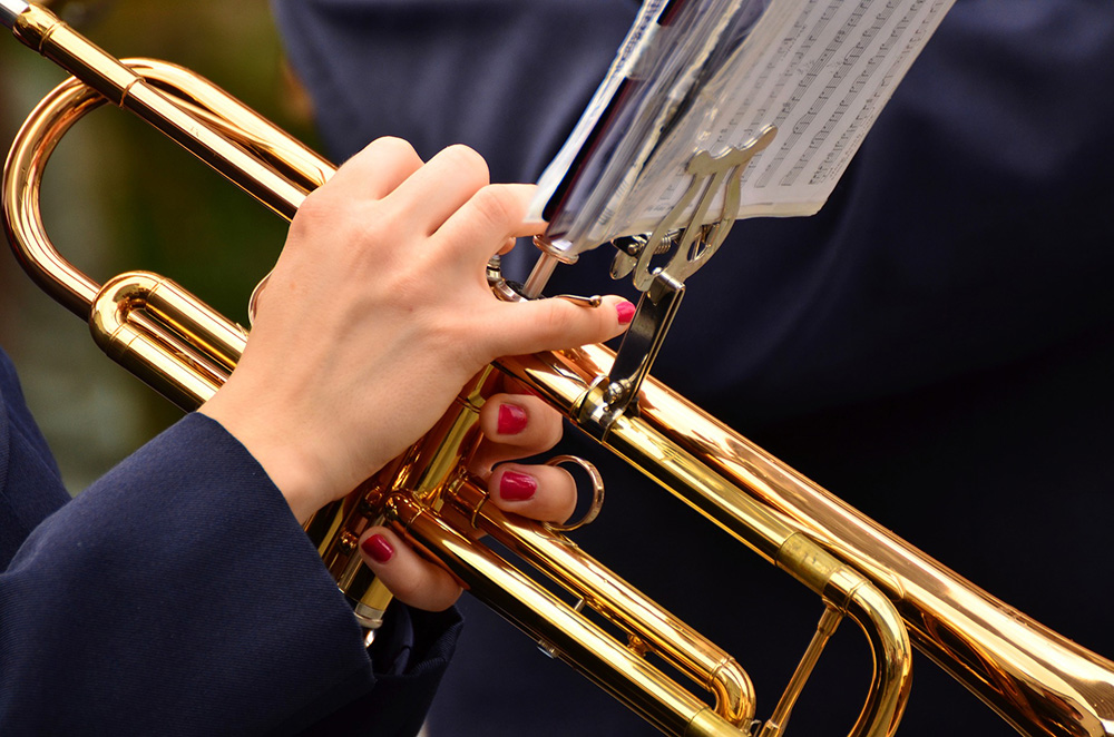why play the trumpet