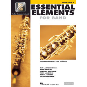 essential elements 1 oboe