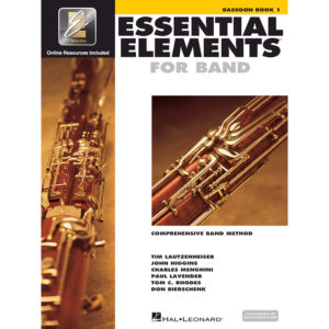 essential elements 1 bassoon
