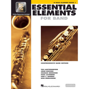 essential elements 1 bass clarinet