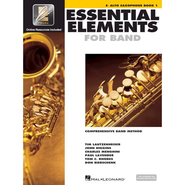 essential elements 1 alto sax
