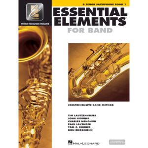 essential elements 1 tenor sax