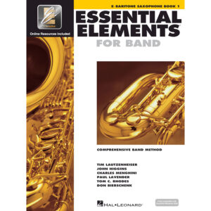 essential elements 1 bari sax