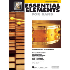 essential elements 1 percussion