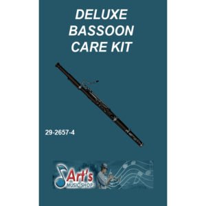 deluxe bassoon care kit
