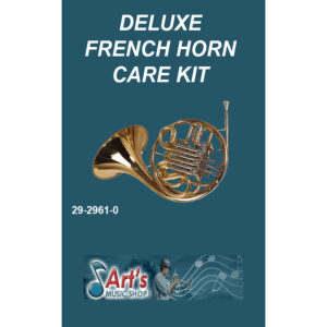 deluxe french horn care kit