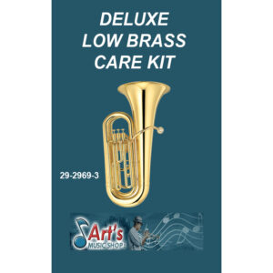 deluxe low brass care kit