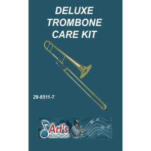 deluxe trombone care kit
