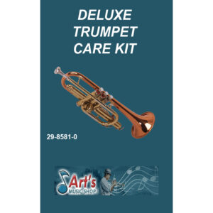 deluxe trumpet care kit