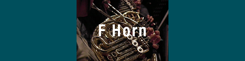 renting a french horn