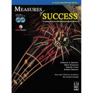 measures of success 1 alto sax