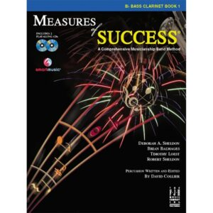 measures of success bass clarinet
