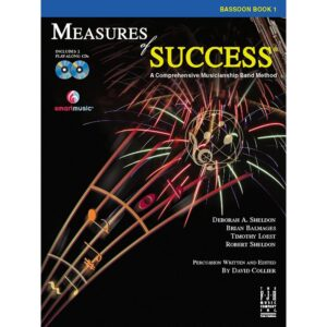 measures of success 1 bassoon
