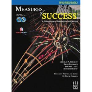 measures of success 1 drums