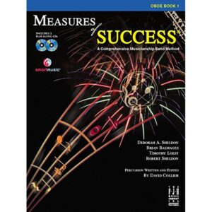 measures of success 1 oboe
