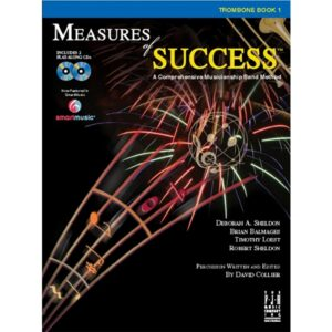 measures of success 1 trombone