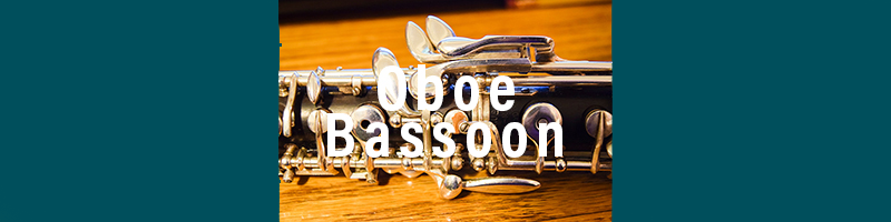 renting an oboe-bassoon