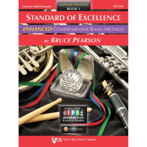 standard of excellence 1 percussion