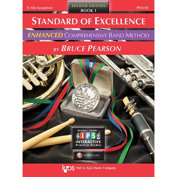 standard of excellence 1 alto sax