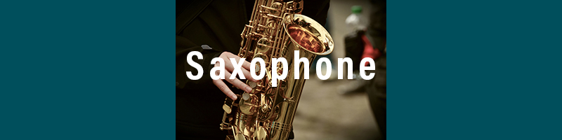 renting a saxophone