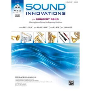 sound innovations 1-clarinet