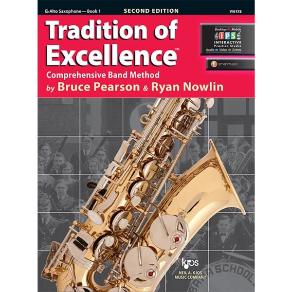 tradition of excellence 1-as
