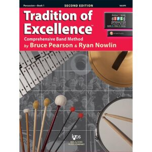 tradition of excellence 1-dr
