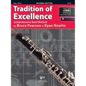 tradition of excellence 1-ob