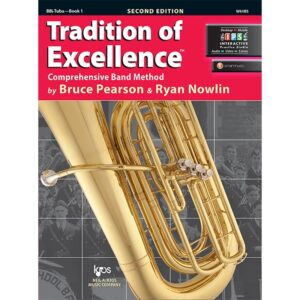 tradition of excellence 1-tu