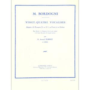 24 Vocalises (Bordogni/Porret)