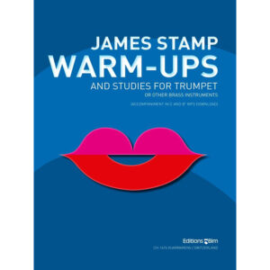 Warm-Ups and Studies for Trumpet (Stamp, James)