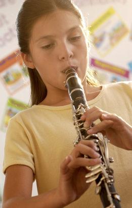 beginner-clarinet-art's music shop