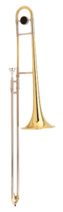 basic lacquer trombone rental