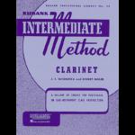 rubank intermediate clarinet