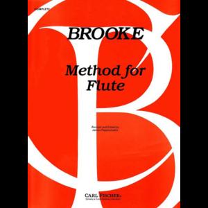brooke method for flute complete