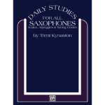 daily studies for all saxophone-kynaston