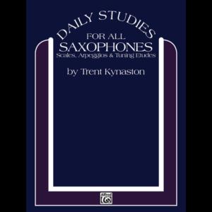 daily studies for all saxophone-kynaston