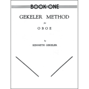 gekeler oboe method book one