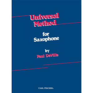 universal method for sax-deville