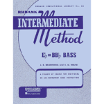 Rubank Intermediate Method for Tuba