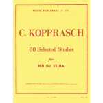 60 Selected Studies for Tuba