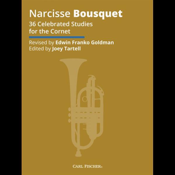bousquet-36 studies for trumpet