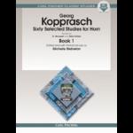 kopprasch selected studies bk1 horn