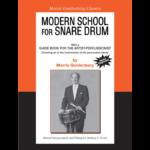 modern school for snare drum-goldenberg