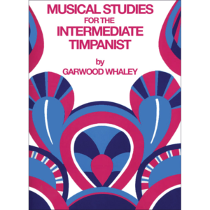 musical studies intermediate timpanist