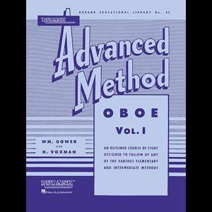 rubank adv vol 1 oboe