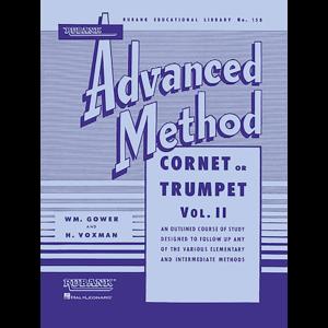 rubank adv vol 2 for trumpet