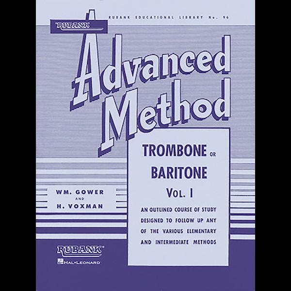 rubank adv vol1 trombone