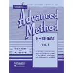 Rubank Advanced Method Vol 1 for Tuba